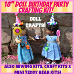 Imagination and Inspiration Through Crafting!