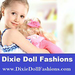 Beautifully Handcrafted Fashions for Your Dolls!