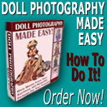 You can be a Doll Photographer!