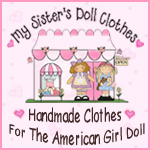 Handmade clothes for the American Girl Doll!